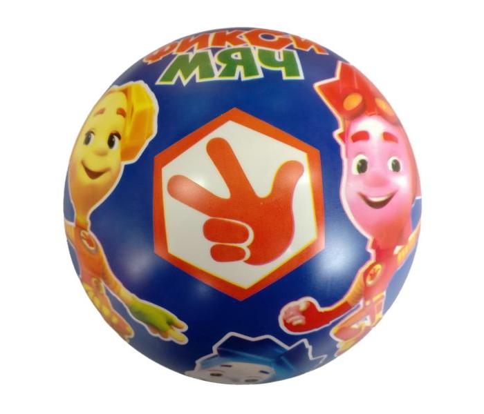 Мячики и прыгуны Играем вместе Мяч Фиксики 23 см FD-9 играем вместе вертолет фиксики цвет оранжевый синий