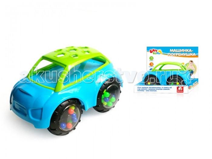 Погремушки S+S Toys Машинка машинка s s toys k135a 6 1 42
