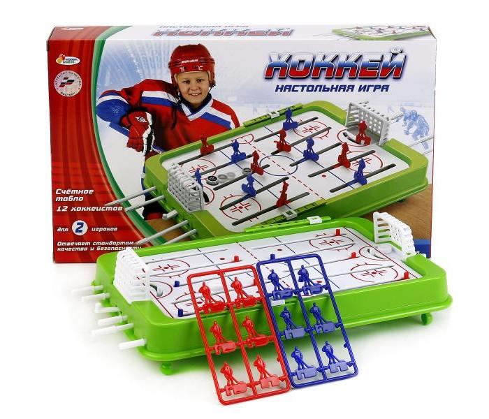 Купить Настольные игры, Играем вместе Игра настольная Хоккей
