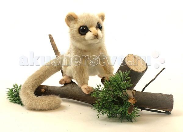Мягкие игрушки Hansa Мышиный лемур 14 см мягкие игрушки plants vs zombies котенок 15 см