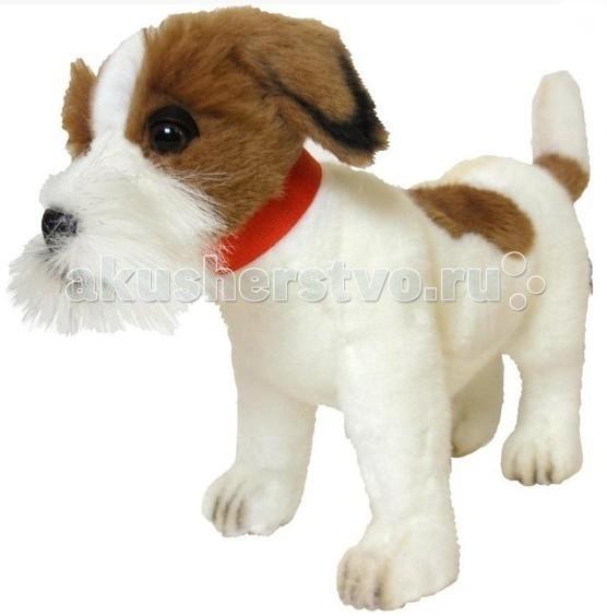 Мягкие игрушки Hansa Джек Рассел терьер 31 см корм для собак джек рассел терьер юниор 0 5 кг