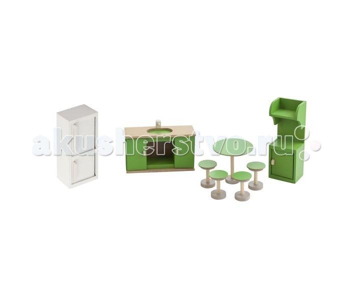 Кукольные домики и мебель Paremo Набор мебели Кухня