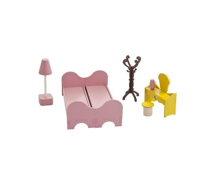 Кукольные домики и мебель Paremo Набор мебели Спальня