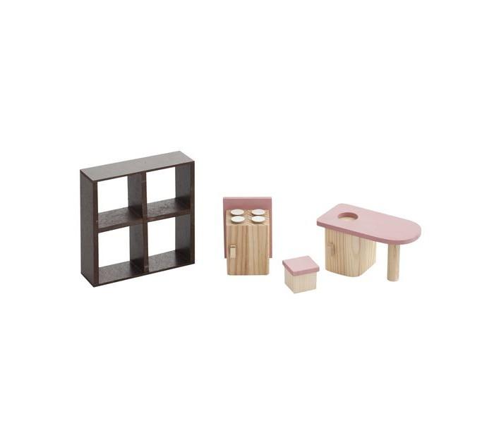 Кукольные домики и мебель Paremo Набор мебели для мини-кукол Кухня