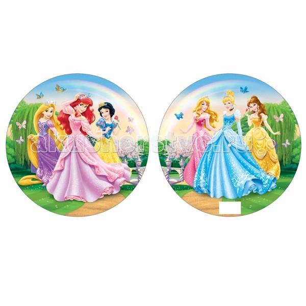 Мячики и прыгуны Играем вместе Мяч Принцессы 23 см мячики играем вместе мяч играем вместе рио 23см