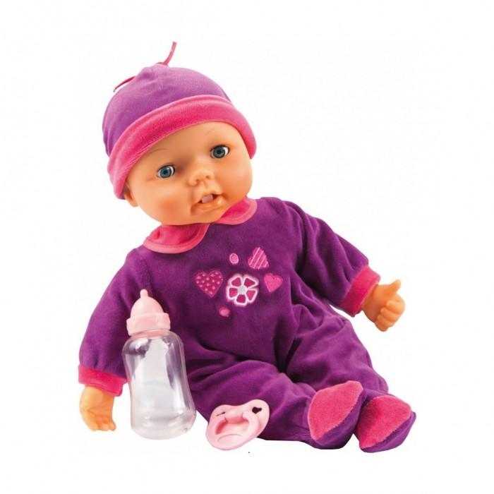 Куклы и одежда для кукол Bayer Интерактивная кукла Мой первый зубик 38 см шкатулка первый зубик 67671