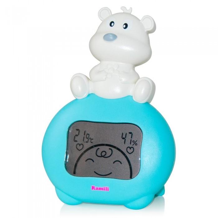 Гигиена и здоровье , Термометры Ramili гигрометр для детской комнаты ET1003 арт: 49604 -  Термометры