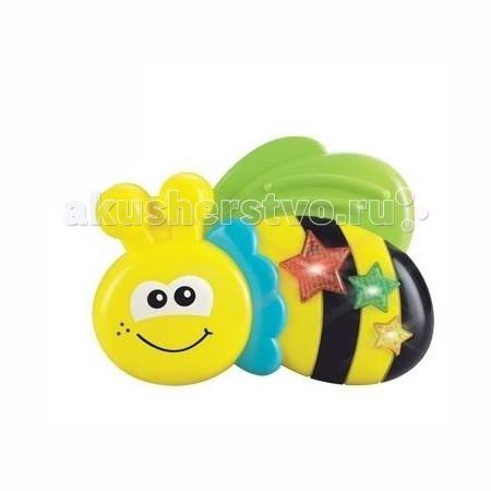 Музыкальные игрушки Zhorya букашка Пчелка музыкальные игрушки