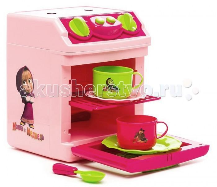 Играем вместе Кухонная плита Маша и медведь B1075995-R