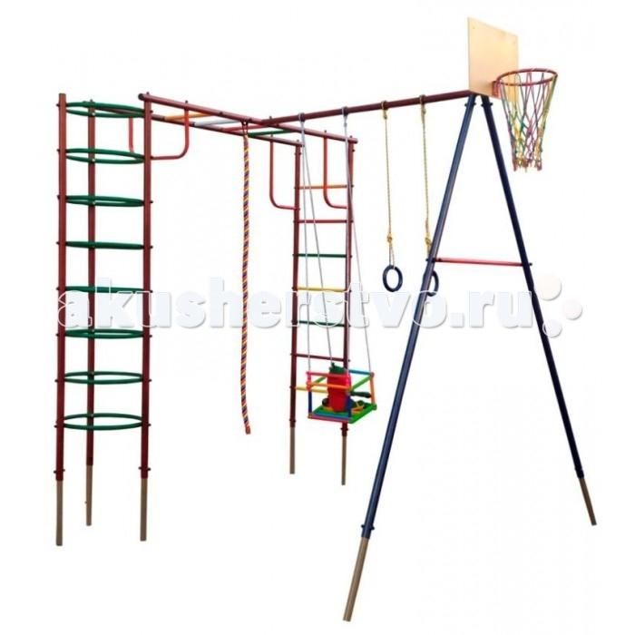 Спорт и отдых , Спортивные комплексы Вертикаль Детский спортивный комплекс Сатурн арт: 497011 -  Спортивные комплексы