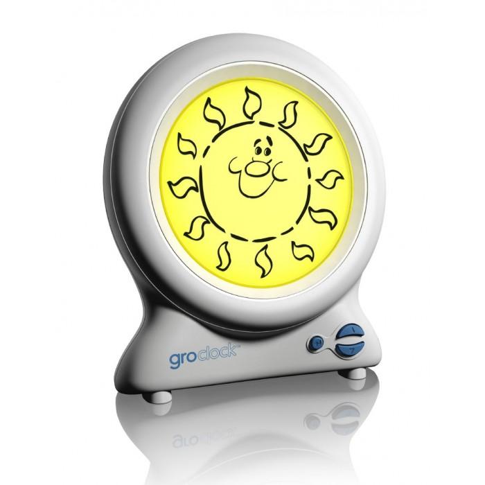 Купить Ночники, GRO Company Ночник-будильник обучающий GroClock