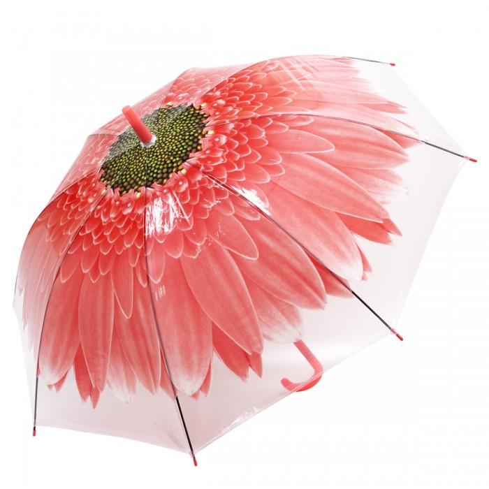 Детские зонтики Ami&Co (AmiCo) Цветок прозрачный 53 см