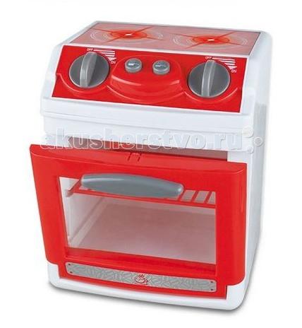 Zhorya Кухонная плита Юная помощницаКухонная плита Юная помощницаКухонная плита Zhorya Юная помощница включает в себя симпатичную кухонную плиту со световыми и звуковыми эффектами, а также аксессуары - игрушечную посудку. Ваша маленькая хозяюшка сможет приготовить вкусные блюда и накормить своих любимых куколок, устроив целый званый обед! С такой игрушкой ваша дочка с самого раннего детства научится быть прилежной хозяйкой и вести домашнее хозяйство. С набором Юная помощница девочка сможет придумать массу увлекательных игр, которые займут все внимание вашей маленькой хозяюшки и подарят девочке массу положительных эмоций.<br>