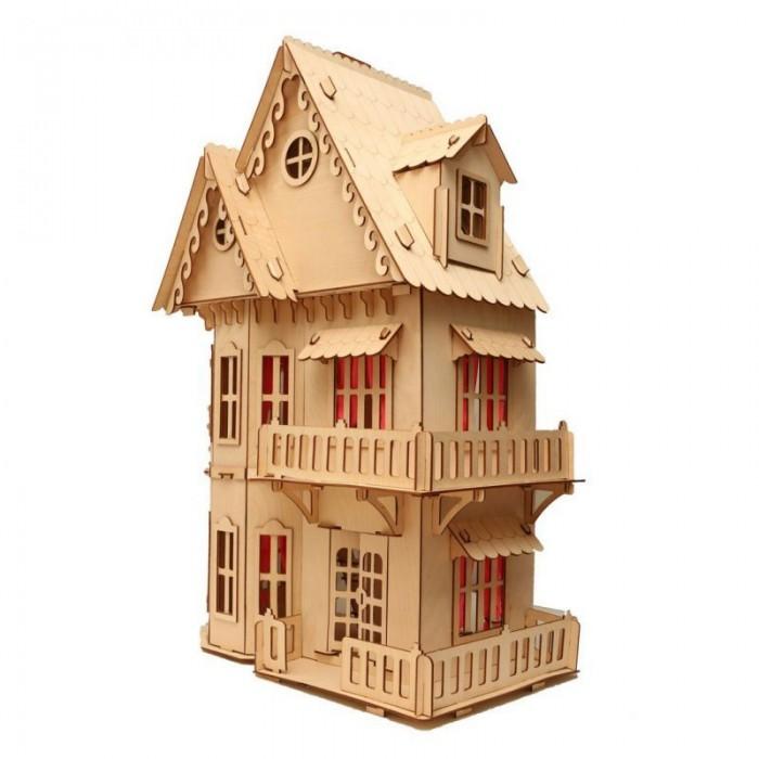 Купить Кукольные домики и мебель, Чудо Конструктор Кукольный домик