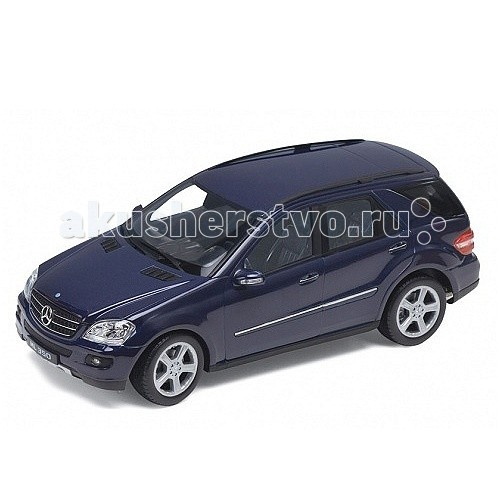 Машины Welly Модель машины 1:18 Mercedes-Benz ML350