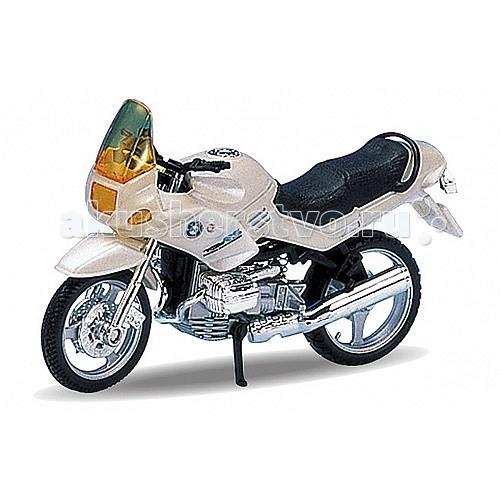 Машины Welly Модель мотоцикла 1:18 BMW R1100RS