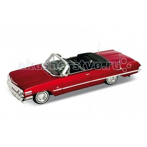 машины welly модель машины 1 24 aston martin vanquish Машины Welly Модель винтажной машины 1:24 Chevrolet Impala 1963