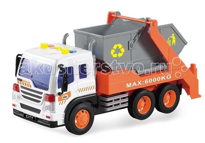 Машины Drift Машина спецтехника Garbage Truck