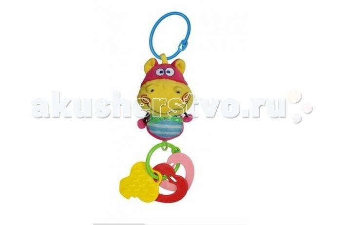 Подвесные игрушки Bertoni (Lorelli) Toys Бегемот
