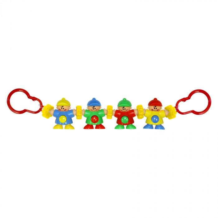 Дуги для колясок и автокресел Bertoni (Lorelli) Подвеска на коляску Toys Друзья 0004