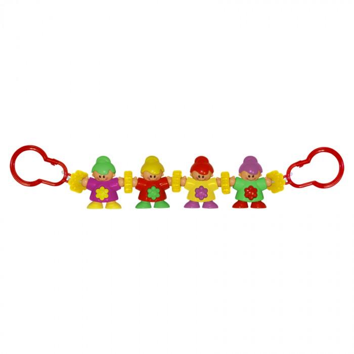 Дуги для колясок и автокресел Bertoni (Lorelli) Подвеска на коляску Toys Клоуны 0001