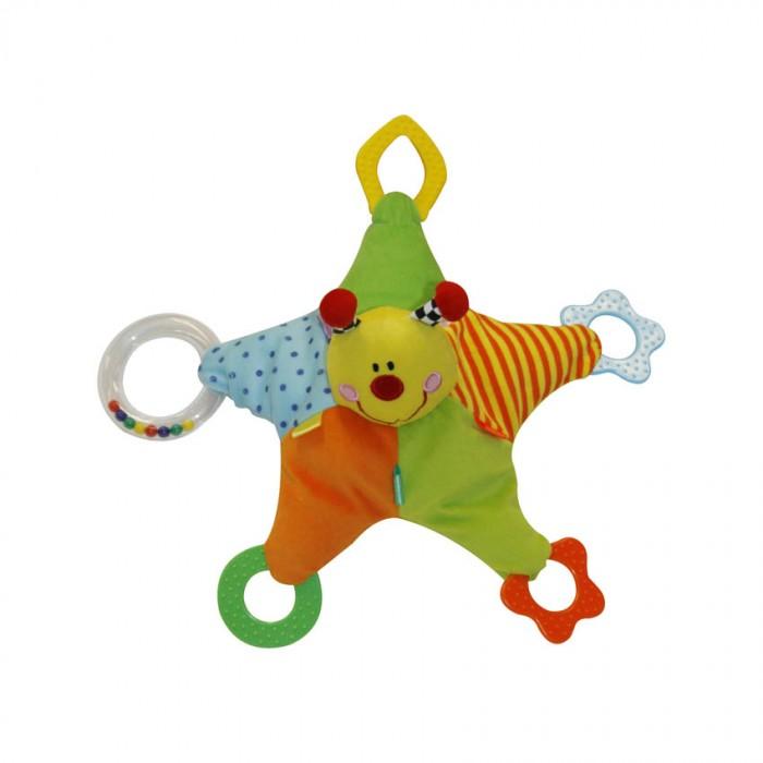 Развивающие игрушки Bertoni (Lorelli) мягкая Toys Звезда