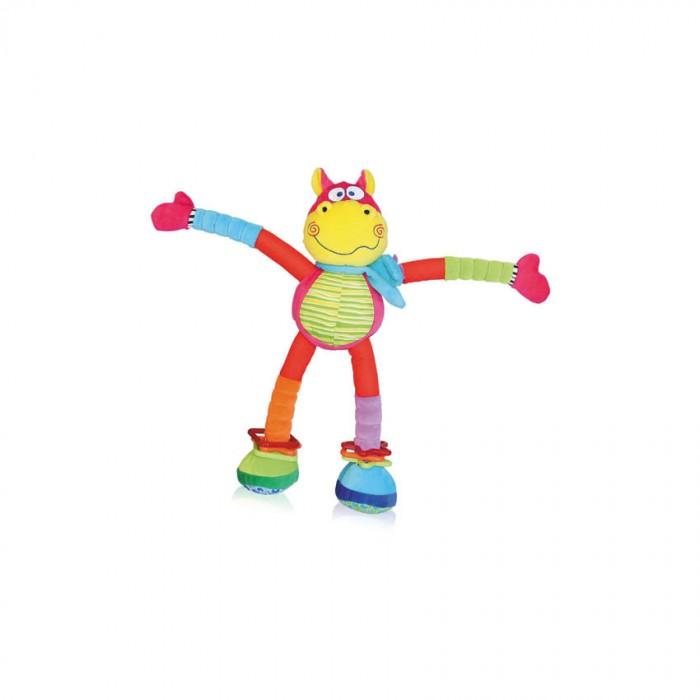 Мягкие игрушки Bertoni (Lorelli) Toys Бегемот 1019026 (3405-HL)