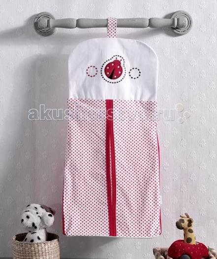 Постельные принадлежности , Карманы и панно Kidboo Прикроватная сумка Little Ladybug арт: 50002 -  Карманы и панно