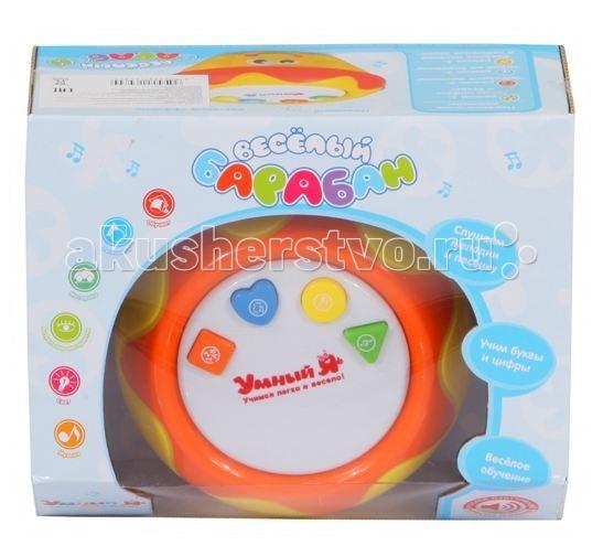 Музыкальные игрушки Zhorya Умный Я Веселый барабан электронные игрушки zhorya деткий компьютер планшет