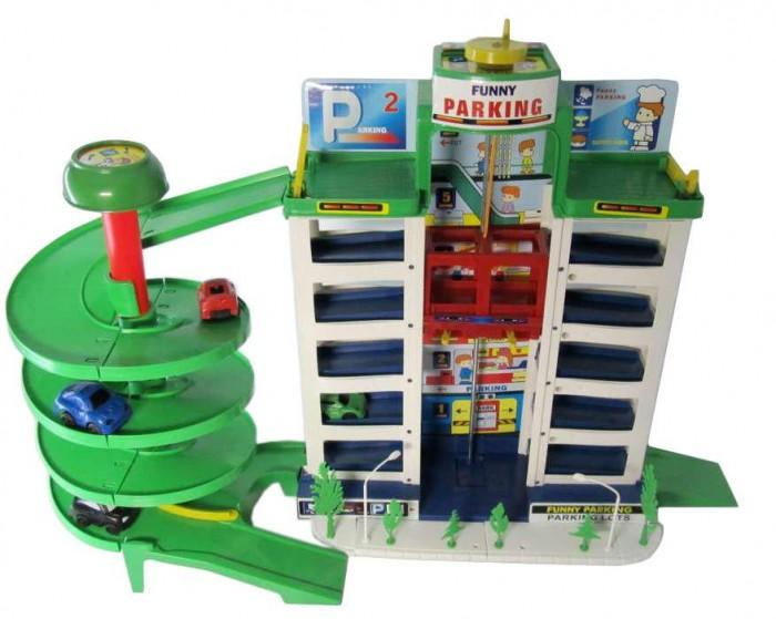 Машины Играем вместе Гараж Крутая парковка питер книга инструкция машинки lego гараж джо