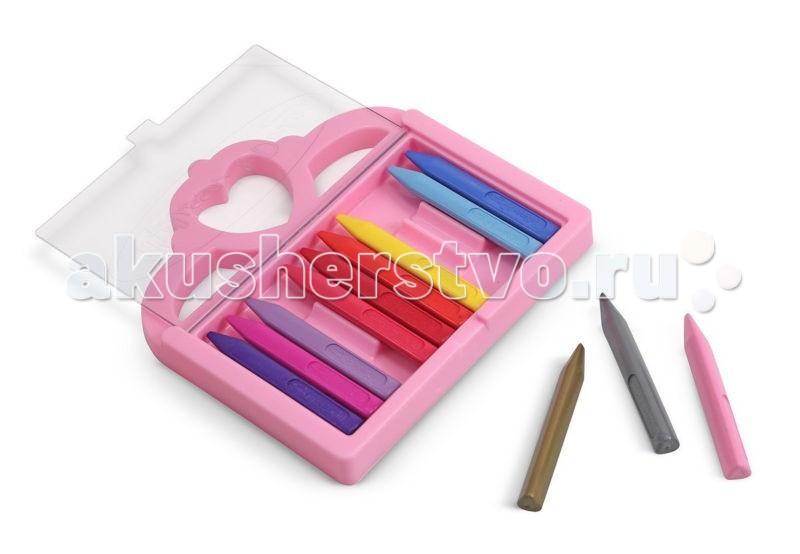 Купить Карандаши, восковые мелки, пастель, Melissa & Doug Набор карандашей для Принцессы