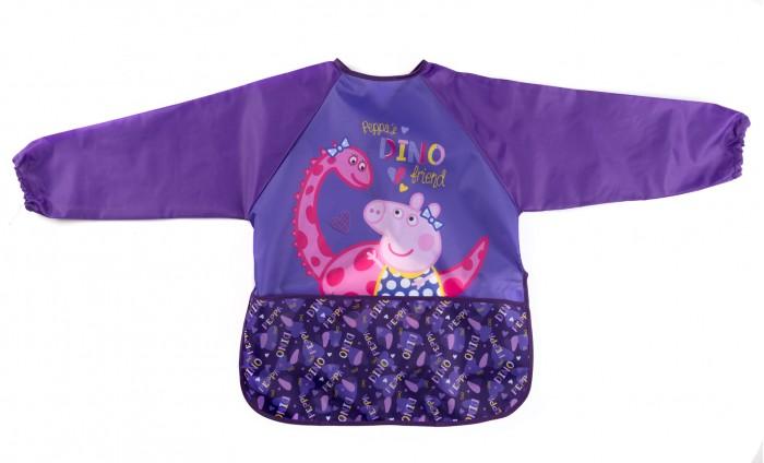 Детские фартуки Свинка Пеппа (Peppa Pig) Фартук-накидка 34042 сумки для детей свинка пеппа peppa pig рюкзачок малый superstar