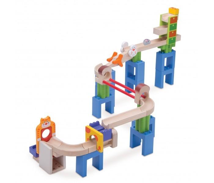 Деревянные игрушки Wonderworld Trix-Track Кошки-мышки деревянные игрушки mapacha рамка лабиринт кошки мышки