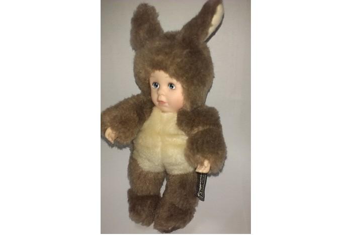Мягкие игрушки Unimax Детки-белочки 15 см кукла пупс unimax детки пчелки 36 см 572110