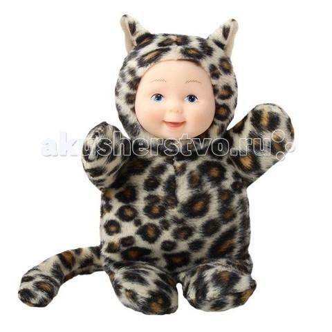 Мягкие игрушки Unimax Детки-леопардики 15 см кукла пупс unimax детки пчелки 36 см 572110