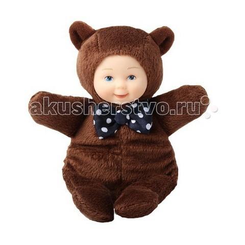 Мягкие игрушки Unimax Детки-мишки 15 см кукла пупс unimax детки пчелки 36 см 572110