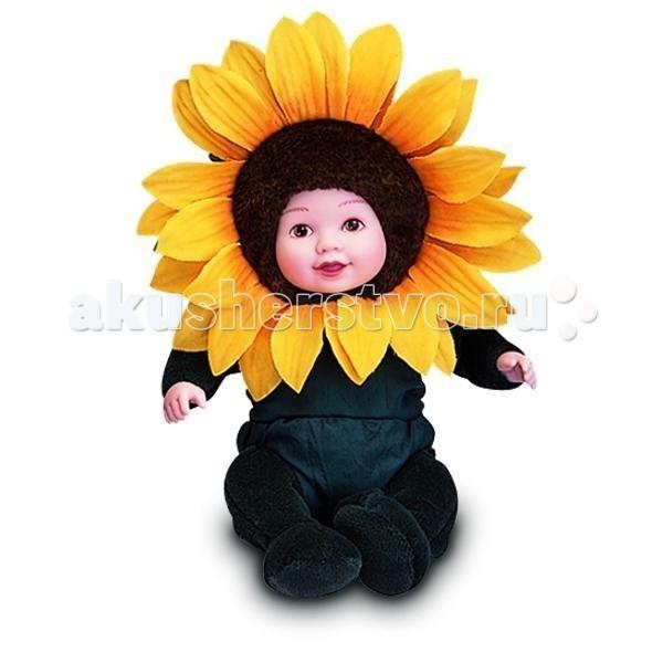 Мягкая игрушка Unimax Детки-подсолнухи 15 см