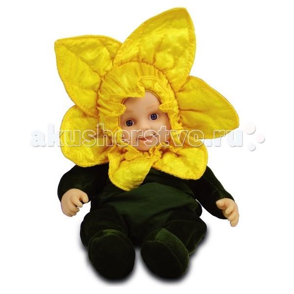 Мягкие игрушки Unimax Детки-нарциссы коллекция Престиж 23 см кукла пупс unimax детки пчелки 36 см 572110