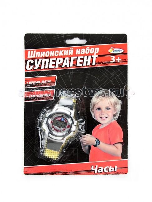 Часы Играем вместе Шпионский набор играем вместе шпионский набор рации на батарейках играем вместе