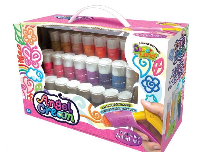 Творчество и хобби , Наборы для творчества Angel Cream Набор для 3D рисования Креативный художник, 24 цвета арт: 502221 -  Наборы для творчества