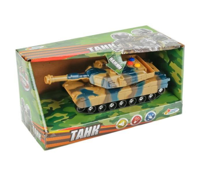 Электронные игрушки Играем вместе Танк со светом и звуком утюг играем вместе winx со светом и звуком