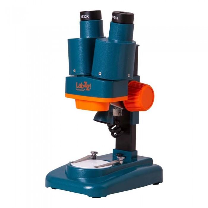 Наборы для творчества Levenhuk Микроскоп LabZZ M4 микроскоп levenhuk левенгук labzz m101 amethyst аметист