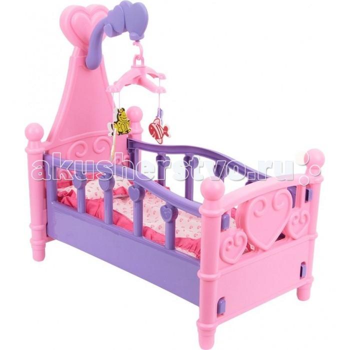 Кроватки для кукол Игруша IND19752