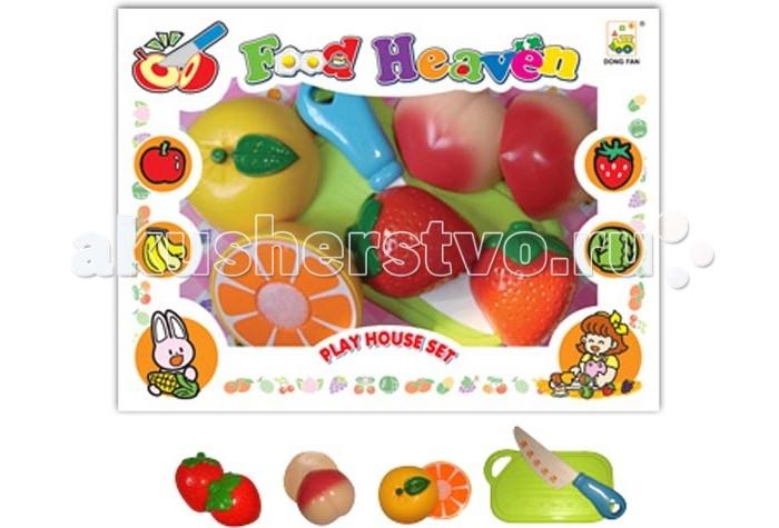 Ролевые игры Игруша Игровой набор Продукты 5 предметов I228E15-3 ролевые игры игруша игровой набор продукты 10 предметов