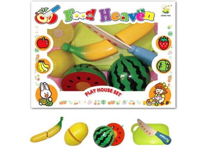 Ролевые игры Игруша Игровой набор Продукты 5 предметов I228E15-1 ролевые игры игруша игровой набор продукты 10 предметов