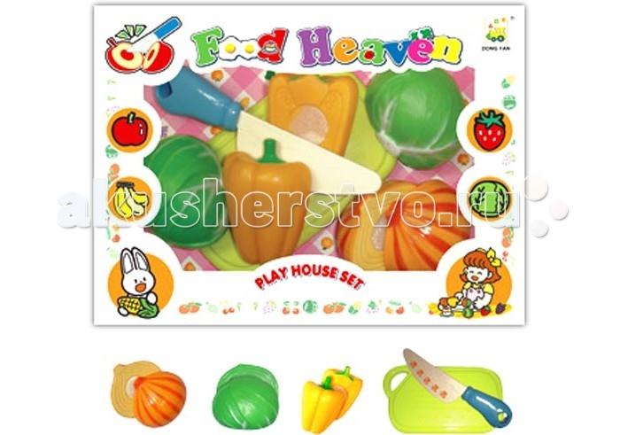 Ролевые игры Игруша Игровой набор Продукты 5 предметов I228E15-5 ролевые игры игруша игровой набор продукты 5 предметов i228e15 1