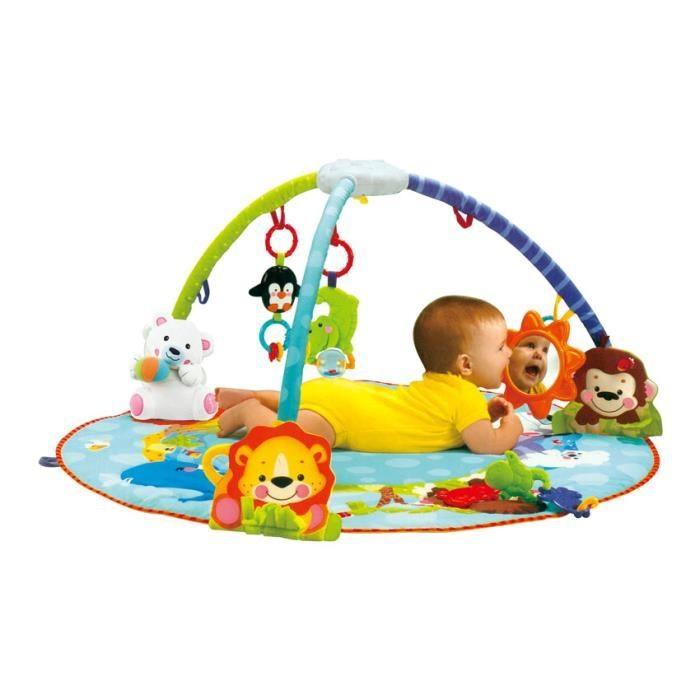 Купить Развивающие коврики, Развивающий коврик Konig Kids Зверинец