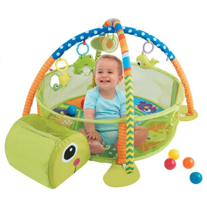 Купить Развивающие коврики, Развивающий коврик Konig Kids Тортилла 3 в 1