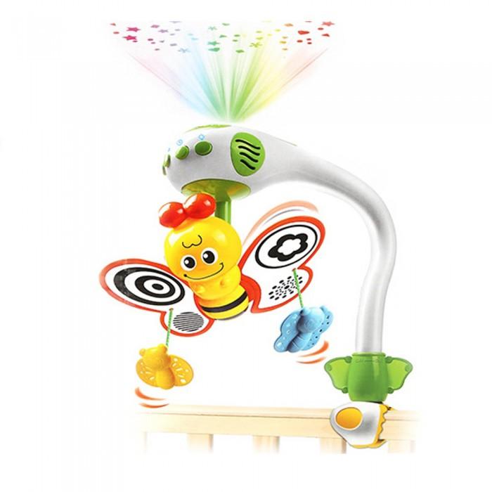 Мобили Dashen Пчелка музыкальный с проектором, Мобили - артикул:504186