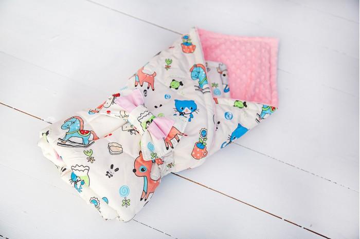 Конверты на выписку SlingMe Конверт-одеяло Детство, Конверты на выписку - артикул:504751